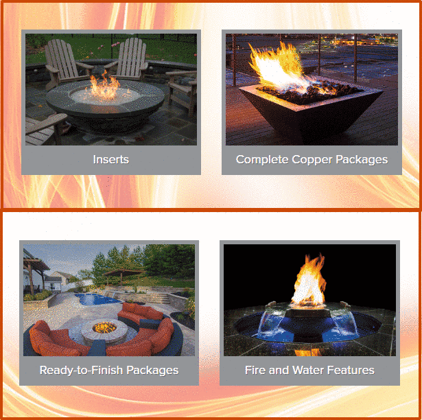 Hearth Products Controls Fire Rings